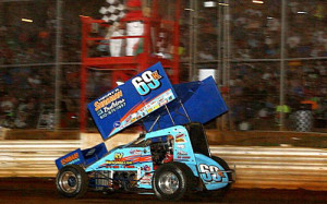 Dewease Wins Central PA Speedweek Opener