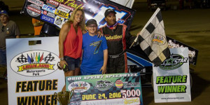 Hurricane Blows in to Take Ohio Speedweek Round Seven