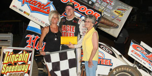 Hodnett Punches Dirt Classic Ticket with Saturday Showcase Win