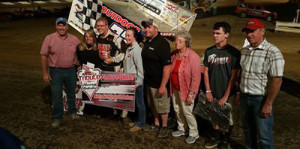 Hodnett Takes Fast Path to 16th Win of '16