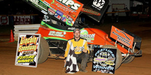 Hogue Tops Lincoln Thriller