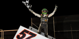 Yung Money Opens Ohio Sprint Speedweek with Attica Win