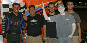 Loyet Lands Lawton ASCS Speedweek Win