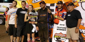 Loyet Nabs Second ASCS Speedweek Score