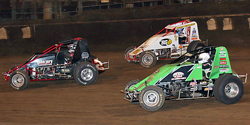 Roa Leads USAC/CRA Youth Movement