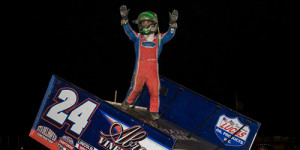 Rico Rules Ohio Sprint Speedweek Round Four