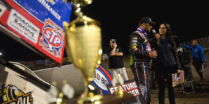 Grand Forks Herald: Schatz Leads Outlaws Again