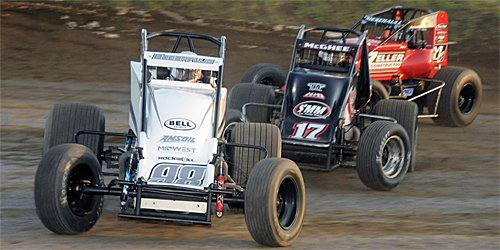 USAC Images from Eagle Raceway