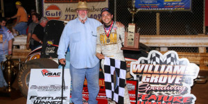 Windom Tops Silver Crown at the Grove