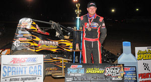 Short Stands Tall in ISW Round Four at Putnamville