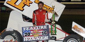 Carney Corrals $10K in Boothill Showdown