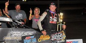 Carson Short is the Latest USAC Sprintweek Stunner