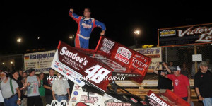 Dietrich Derails Dewease in PA Speedweek Round at the Grove