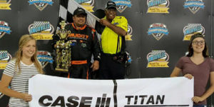 Dude Takes Another Knoxville Win