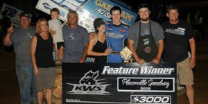 Golobic Garners KWS Gold at Placerville
