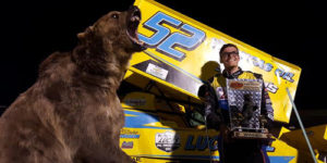Hahn Sweeps Grizzly Nationals