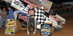 Hodnett Picks Up $6,900 in Sterner Memorial