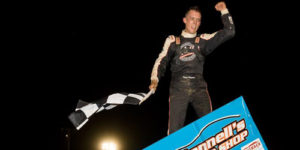 Holtgraver Takes $10K in Lou Blaney Memorial