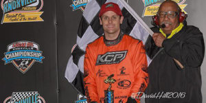 Ian Madsen Gets Knoxville Redemption