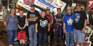 Freddie Rahmer Gets first Williams Grove Win