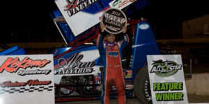 Rico Digs Indiana Dirt Classic