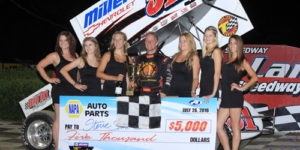 Stevie Takes Thunder Cup, Hodnett Wins Makeup Feature