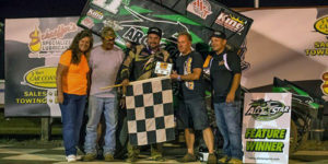 Kraig Kinser Closes Out I-79 Summer Shootout