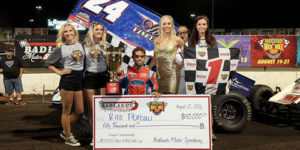 Rico Rocks for $50K Gold Cup Triumph