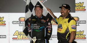 Sammy Still Winning – Takes Knoxville 360 Nationals