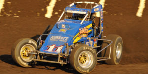 Clayton Back in the Saddle for Haubstadt Hustler