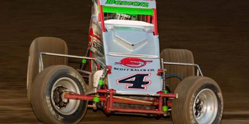 Gardner Garners Sprintweek Glory at Petaluma