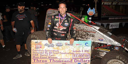 Gardner Gets Gold Cup Win at Chico