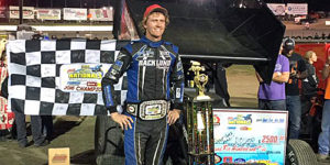 Jack Dover Wins Racesaver IMCA Sprint Nationals