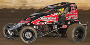 Farney Teams with Dutcher for Balance of 2016 USAC Slate