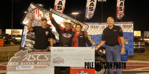 Herrera Takes US National Dirt Track Championship at TMS
