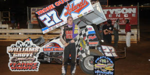 Hodnett Tunes Up for National Open