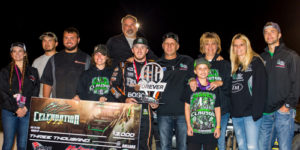 KT Parks It Again in Clauson Celebration of Life