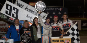 Sheldon Takes $10K in Dirt Classic Ohio