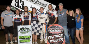 Sheldon Haudenschild Pockets another $10K at Wayne County