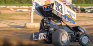 Sheldon Haudenschild Takes on World of Outlaws