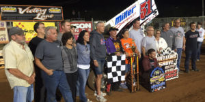 Stevie Smith Sails to Kimmel Memorial Win at the Grove