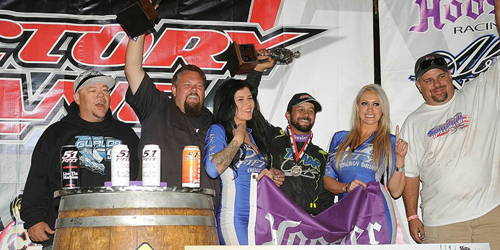 T-Mez Tops Wild One at Calistoga