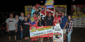 Wayne Johnson Takes $10K in Hockett/McMillin Memorial