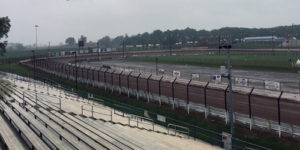 Rain Stops WoO Summer Nationals Feature at Williams Grove