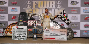 Windom Secures Silver Crown Title with Four Crown Triumph