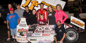 Carney Conquers Devil's Bowl Winter Nationals