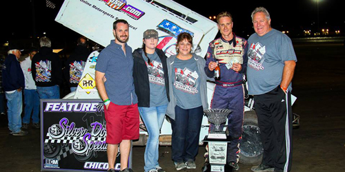 Forsberg Flies to Fall Nationals Triumph at Chico