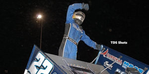 Shane Golobic Captures the Trophy Cup!