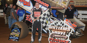 Hodnett Gets Another Grove Win