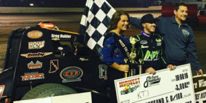 Thomas Takes Harvest Cup at Haubstadt